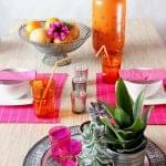 Energetyczna aranżacja stołu