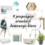Miejsce do pracy – 4 propozycje